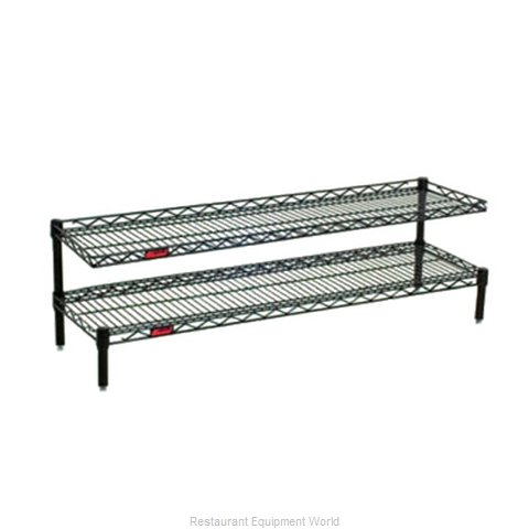 Eagle FCM1424W Shelving Unit, Cantilevered (Magnified)