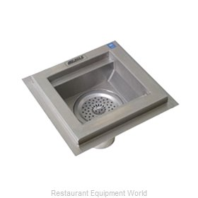 Stainless Steel Floor Sink