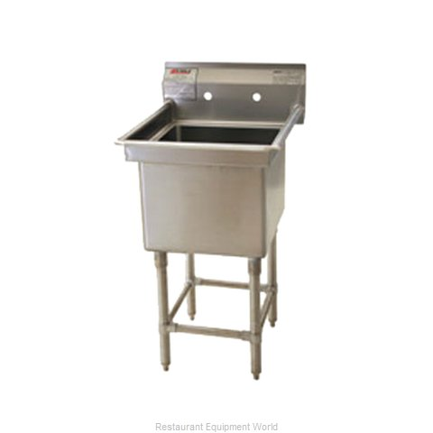 Eagle FN2424-1-14/3 Sink, (1) One Compartment