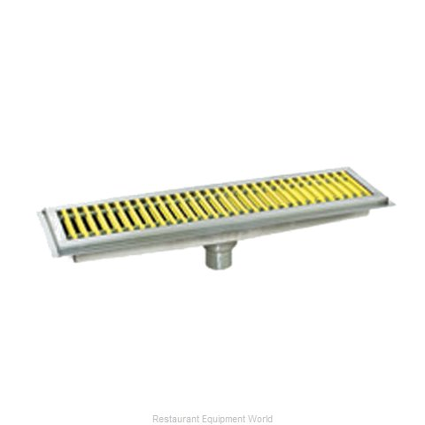 Eagle FT-1884-FG Drain, Floor Trough
