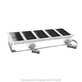 Eagle GDI-5-240 Hot Food Well Unit, Drop-In, Electric