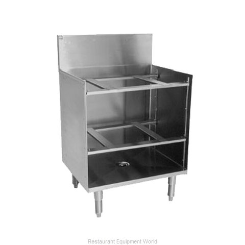 Eagle GR18-19 Underbar Glass Rack Storage Unit