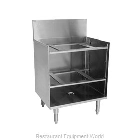 Eagle GR18-24 Underbar Glass Rack Storage Unit
