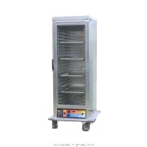 Eagle HCFNLSN-RA2.25-X Heated Holding Cabinet Mobile