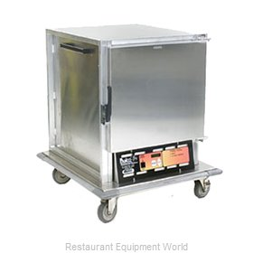 Eagle HCUESSI-RC3.00 Heated Holding Cabinet Mobile Half-Height