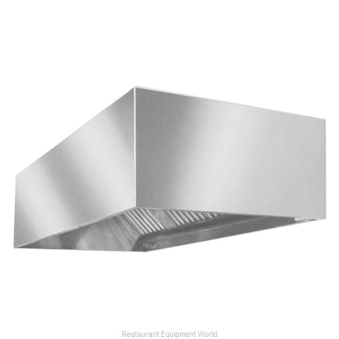 Eagle HEB96-72 Exhaust Hood (Magnified)