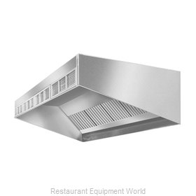 Eagle HESFA96-126 Exhaust Hood