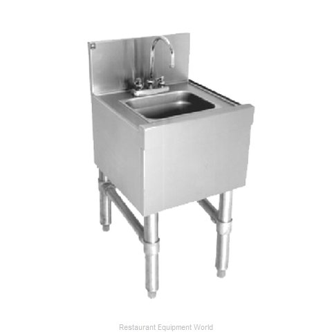 Eagle HS12-24 Underbar Hand Sink Unit (Magnified)