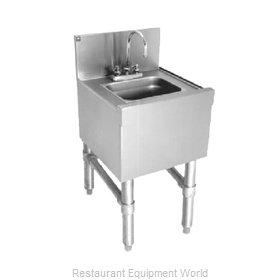 Eagle HS12-24 Underbar Hand Sink Unit