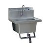 Eagle HSA-10-1FK Sink, Hand