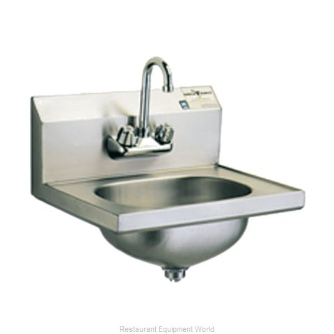 Eagle HSA-10-F-2X Sink, Hand (Magnified)