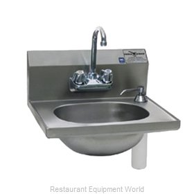Eagle HSA-10-F-DS Sink, Hand