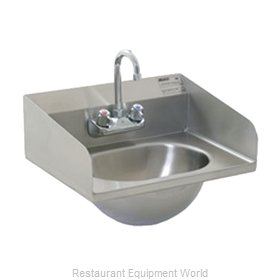 Eagle HSA-10-F-LRS Sink, Hand