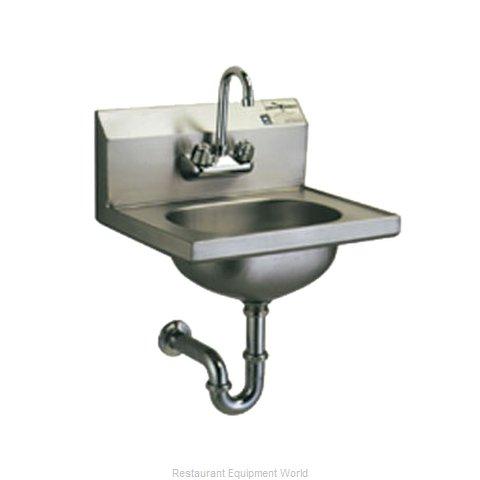 Eagle HSA-10-FA Sink, Hand
