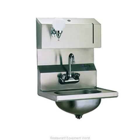 Eagle HSA-10-FDP-1X Sink, Hand