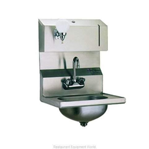Eagle HSA-10-FDP Sink, Hand