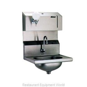Eagle HSA-10-FDPE-1X Sink, Hand