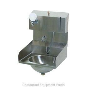 Eagle HSA-10-FDPE-LRS Sink, Hand