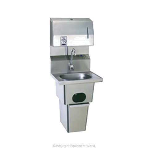 Eagle HSA-10-FDPEE-B-T Sink Hand