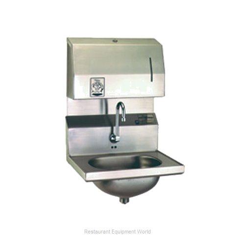 Eagle HSA-10-FDPEE Sink, Hand