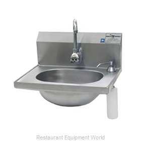 Eagle HSA-10-FE-B-DS Sink, Hand