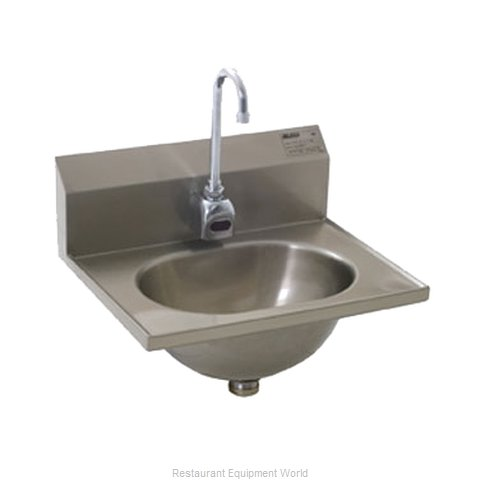 Eagle HSA-10-FE Sink, Hand (Magnified)