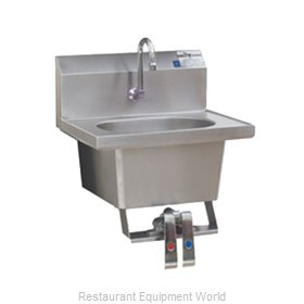 Eagle HSA-10-FK Sink, Hand