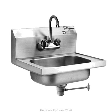 Eagle HSA-10-FL-1X Sink Hand (Magnified)