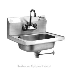 Eagle HSA-10-FL-1X Sink, Hand