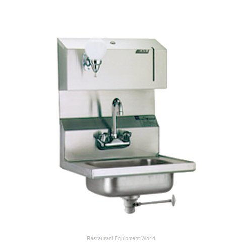 Eagle HSA-10-FLDP-2X Sink Hand (Magnified)