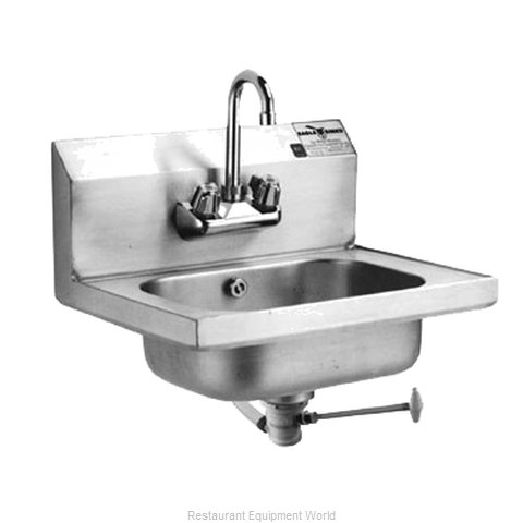 Eagle HSA-10-FO Sink Hand (Magnified)