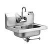 Eagle HSA-10-FO Sink, Hand