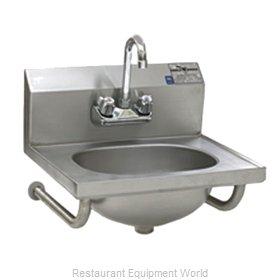 Eagle HSA-10-FTWS-1X Sink, Hand