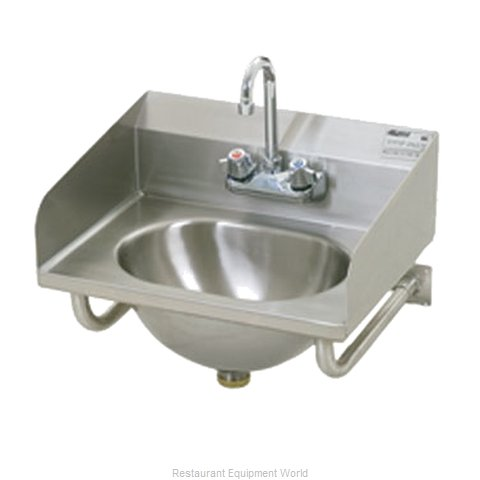 Eagle HSA-10-FTWS-LRS Sink, Hand (Magnified)