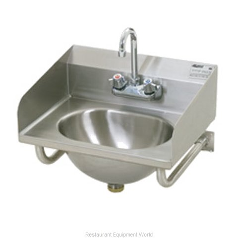 Eagle HSA-10-FTWSLRS2X Sink Hand (Magnified)