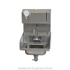 Eagle HSA-10-FWLDP-LRS-1X Sink, Hand
