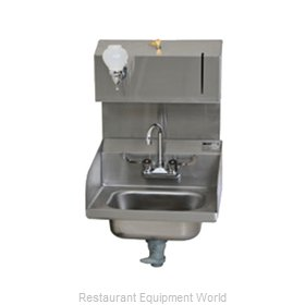 Eagle HSA-10-FWLDP-LRS-2X Sink, Hand