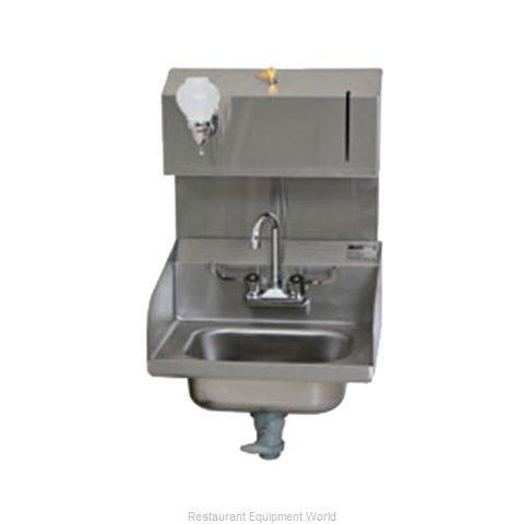 Eagle HSA-10-FWLDP-LRS Sink, Hand