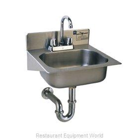 Eagle HSAE-10-FA-2X Sink, Hand