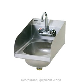 Eagle HSAN-10-F-LRS-1X Sink, Hand