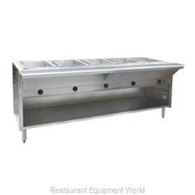 Eagle HT5OB-LP Serving Counter Hot Food Steam Table Gas