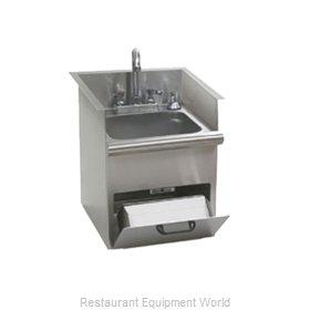 Eagle HWB-E Sink, Drop-In