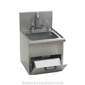 Eagle HWC-T Sink, Hand