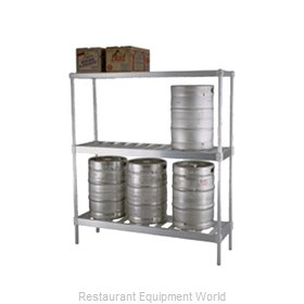 Eagle KR1842A-X Keg Rack
