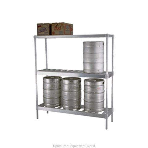 Eagle KR1880A Keg Storage Rack