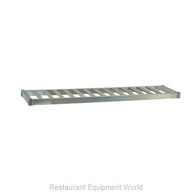 Eagle KRS1860A Shelving, Louvered Slotted