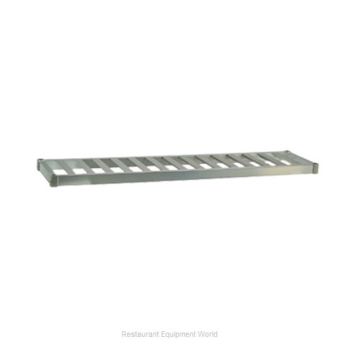 Eagle KRS1880A Shelving, Louvered Slotted (Magnified)