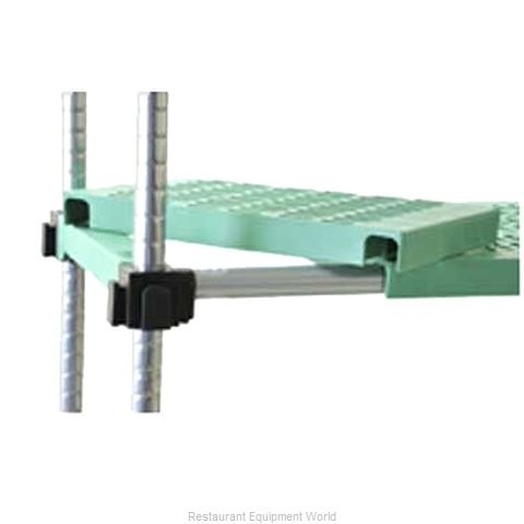Eagle L2348PSM-M Shelving, Louvered Slotted