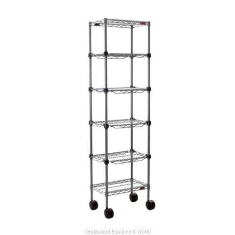 Eagle MC1422-48-4V Merchandising Rack