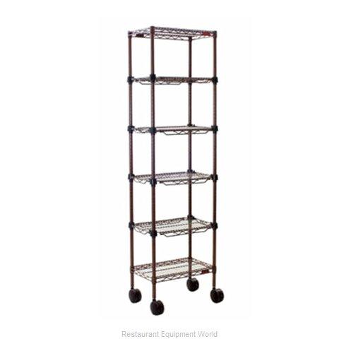 Eagle MC1422-54-4BL Cart, Display Merchandising